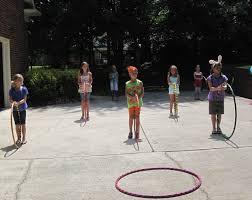 cara zara hula hoop mini camp