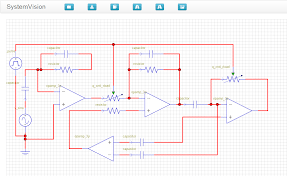 cad good tools for drawing schematics electrical engineering viadesigner schematic screenshot