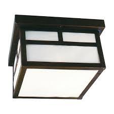 craftmade lighting flushmount outdoor ceiling light cr z18437 outdoor flush mount light m41