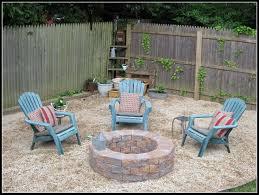 garden furniture patio uamp: homeroad building a fire pit  homeroad building a fire pit