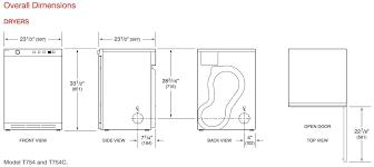 asko t754cw 23 5 electric 24 line series classic series electric asko line series classic mainview · asko line series classic dimensions guide · asko line series classic diagram