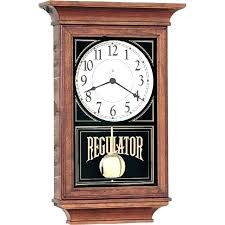 bulova wall clocks pendulum wall clocks fancy oversized bulova wall clock with pendulum instructions