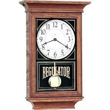 bulova wall clocks pendulum wall clocks fancy oversized bulova wall clock with pendulum instructions