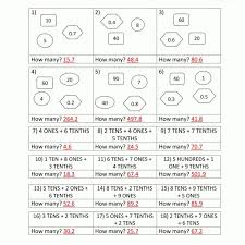 Grade 4 Math Place Value Worksheets | Newgomemphis