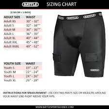 Hockey Compression Shorts