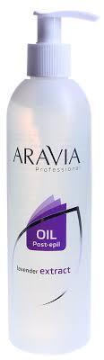 ARAVIA <b>Масло с экстрактом</b> лаванды после депиляции для ...