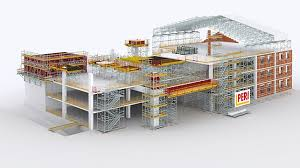 Scaffolding Technology For Building Construction Projects