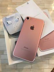iphone 7 plus rose gold. rose gold apple iphone 7 unlocked original at rs 30000 /unit | id: 15584263788 plus g