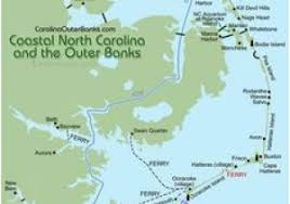 Icw Mileage Chart North Carolina Intracoastal Waterway Map 40 Icw Mileage