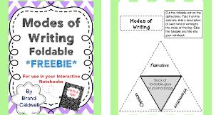 modes essay modes