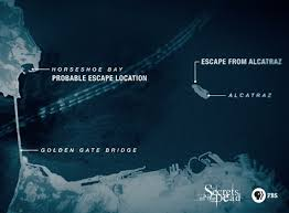 The Alcatraz Escape Flow Models Of San Francisco Bay
