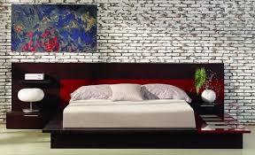 italian design bedroom furniture. Delighful Italian Adriana Italian Design Bedroom Set With Lights On Platform Bed Furniture E