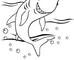 Small Picture Shark Printable Coloring Pages Free And Fresh Coloring Pictures