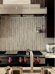 Vertical Tile Backsplash Mesmerizing Love The Vertical Tile Backsplash Kitchen Remodel Pinterest
