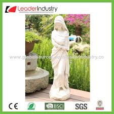 china large angel statues for garden decoration made of high quality resin