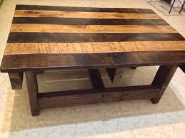 diy log end table unique stunning pallet wood coffee table virginia informer
