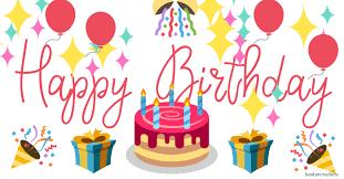 Happy Birthday Cake Gif Llanelli Online