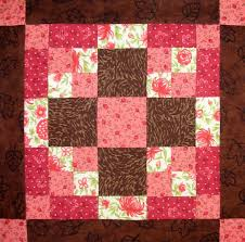158 best quilt blocks images on Pinterest | Sew bags, Flower and ... & Free Easy Quilt Block Patterns | Starwood Quilter: Chocolate Lover Quilt  Block Adamdwight.com