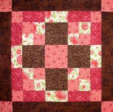 158 best quilt blocks images on Pinterest | Molde, Quilt blocks ... & Free Easy Quilt Block Patterns | Starwood Quilter: Chocolate Lover Quilt  Block Adamdwight.com