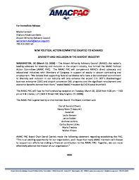 Amac Pac Press Release 3 13 18 Amac