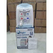 Cây nước nóng lạnh để bàn mini FujiE WD1080E - Máy nước nóng Thương hiệu  Fujie