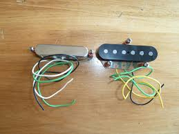 fender mod shop samarium cobalt noiseless telecaster pickups image Fender Stratocaster Noise Less Pickups at Fender Noiseless Telecaster Pickups Wiring Diagram