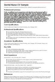 cv sample dentist cv sample snapwit co