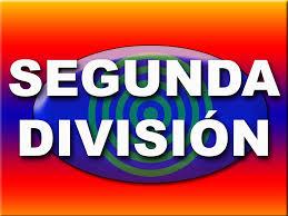Resultado de imagen para segunda division