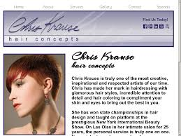 Creative Concepts Hair Design Chris Krause Hair Concepts Competitors Revenue And