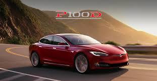 Tesla เปิดตัว Model S และ X P100D แบตเตอรี่ใหญ่พิเศษ วิ่งได้ไกลเกิน 500  กิโลเมตร