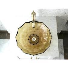 k glass sink whist kohler vessel sinks spun marvelous bathroom of via kohler glass sink