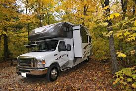 i m curly towing a travel trailer for my rving fun but i m really looking into getting my first motorhome consequently i m heavily researching the