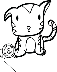 Baby Cartoon Characters Coloring Pages At Getdrawingscom Free For