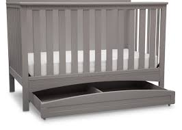 crib with storage