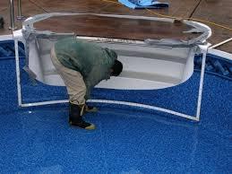 fitting liner around steps fiberglass pool step repair kit vinyl pools