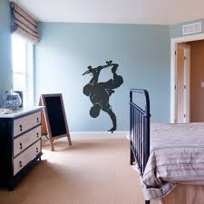 skateboarder handplant wall decal awesome skate wall stickers inspirational skate wall decals