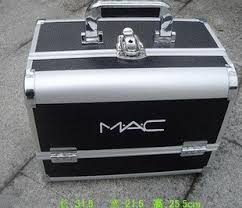 makup tasker on cosmetic train case makeup case and train case