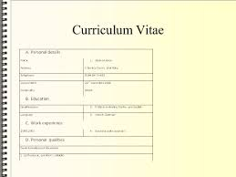 formal letters writing how to write a letter of application and a 8 curriculum vitae