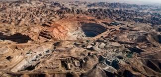 Resultado de imagen para imagenes de la mina chuquicamata
