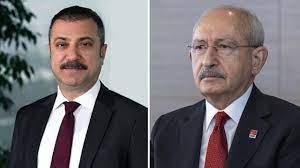 Kılıçdaroğlu, bugün Merkez Bankası Başkanı Kavcıoğlu ile görüşecek!