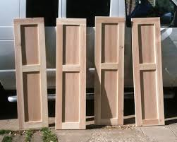 Make Your Own Shutters Diy Craftsman Exterior Shutters Craftsman Exterior Exterior