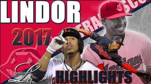 Francisco Lindor 2017 Highlights ...