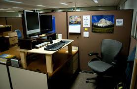 diy standing desk cubicle. Modren Diy As A Result Lot Of Desk Workers Are Incorporating Standing Desks Into  Either Part Or All Their Workspaces In Diy Standing Desk Cubicle D