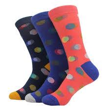 <b>Men's Autumn</b>/<b>Winter</b> Colorful <b>Cotton</b> Socks   ZORKET – zorket