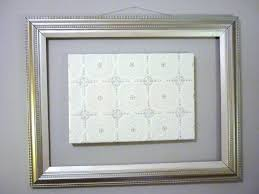 silver framed wall art how to make a decoration easy frame and project step 10 squares on framed 10 silver squares wall art with silver framed wall art how to make a decoration easy frame and