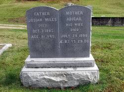 Josiah Miles (1804-1885) - Find A Grave Memorial