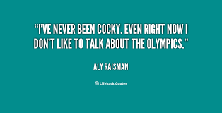 Cocky Quotes Best Cocky Attitude Quotes On QuotesTopics