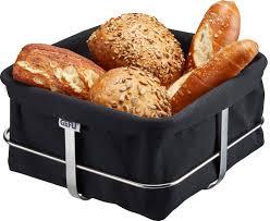 "<b>Корзинка для хлеба Gefu</b> ""Бранч"", квадратная, 21 х 21 см"