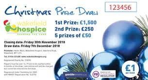 Prize Draw Tickets Wakefield Hospice Charity Hospice Support Events Donate Yorkshire