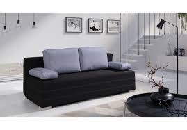 Iva Black Sofa Bed